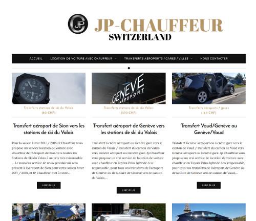 Chauffeur mariage suisse romande