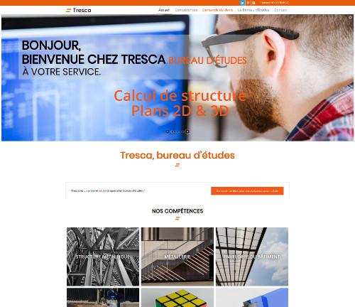Bureau d'étude structure métallique paris